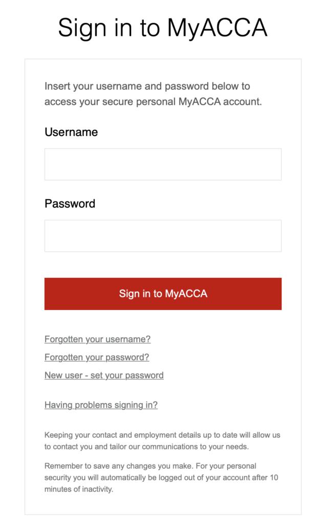 マイページにログインする2